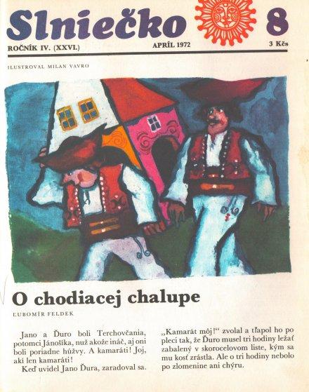 Slniečko_obálka_8_1972