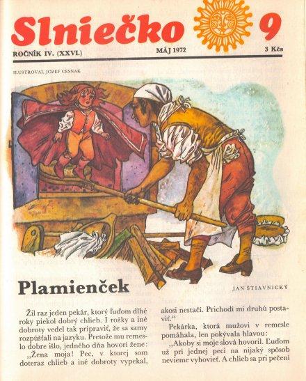 Slniečko_obálka_9_1972