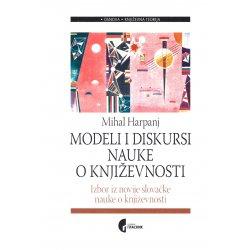 Modeli i diskursi nauke o knjizevnosti, Michal Harpan
