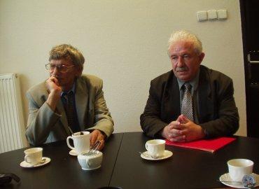 Stojan Lekoski a Alexander Halvoník