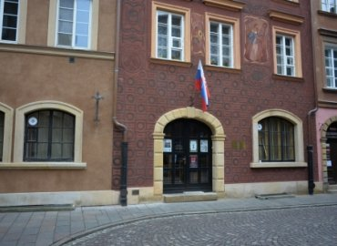 Slovenský inštitút Varšava