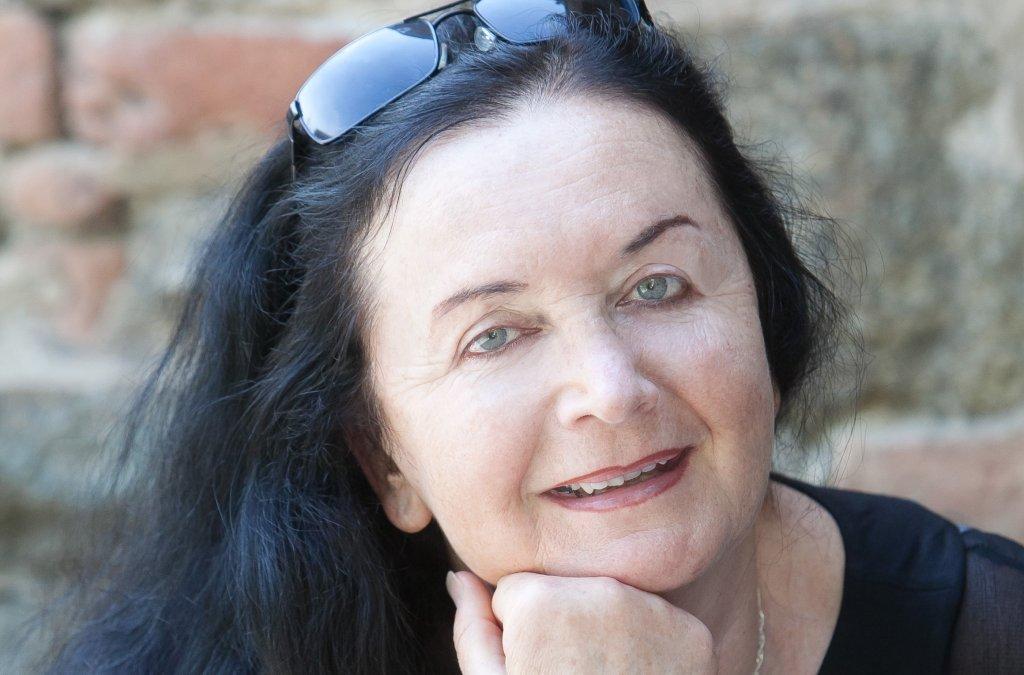Irena Brežná Receives Hermann Kesten Prize