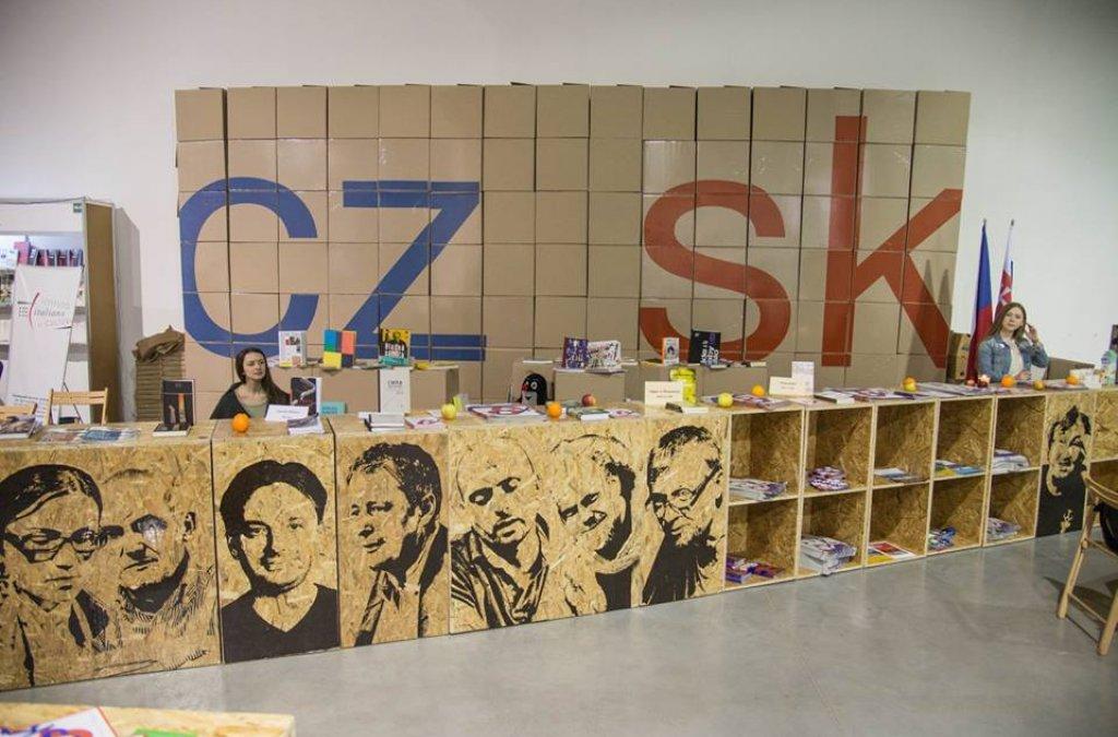 Slovensko na Knižnom Arzenale v Kyjeve