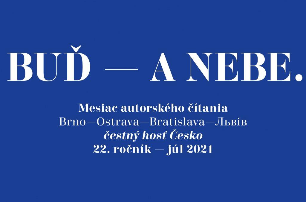 Mesiac autorského čítania v Bratislave