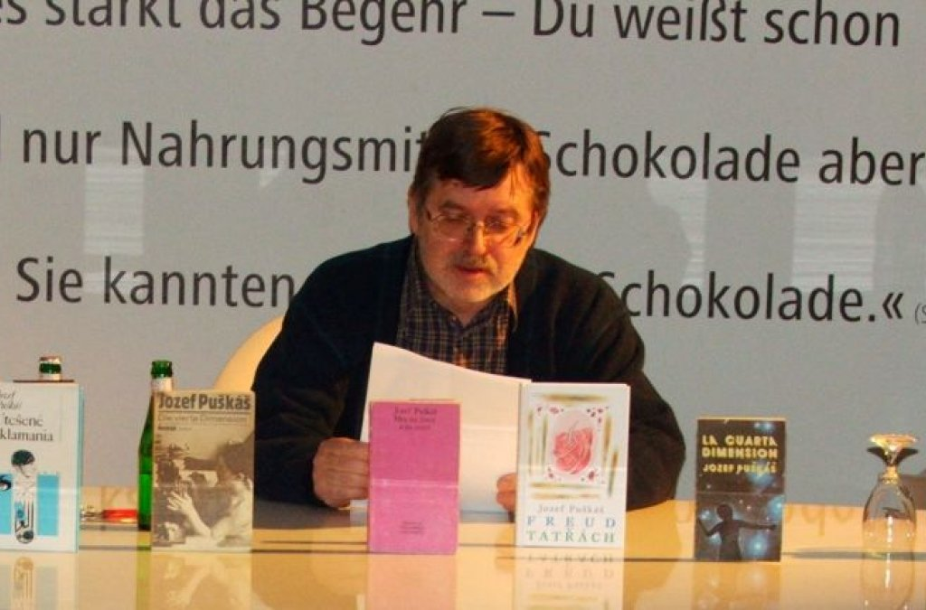 Slovenská literatúra v Stuttgarte