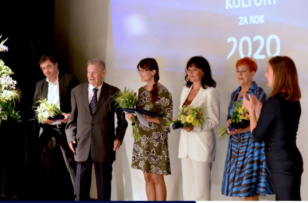 Cenu ministerky kultúry SR získal aj Dušan Mitana