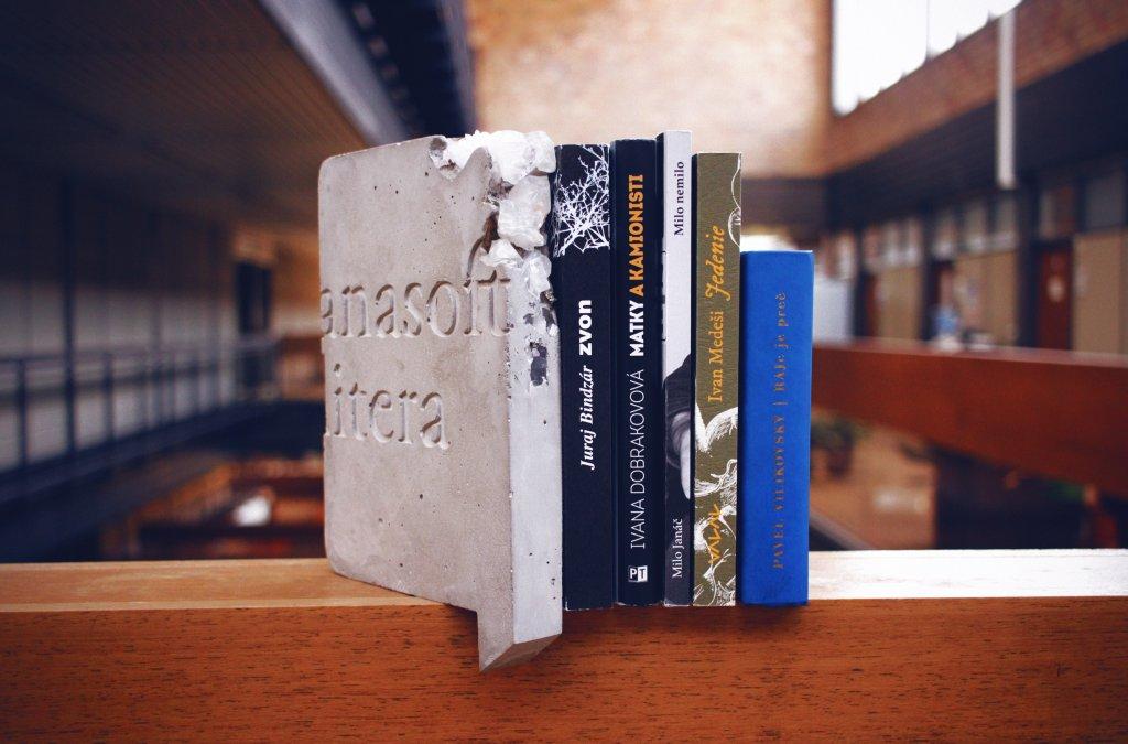 Piati finalisti 14. ročníka ceny Anasoft litera