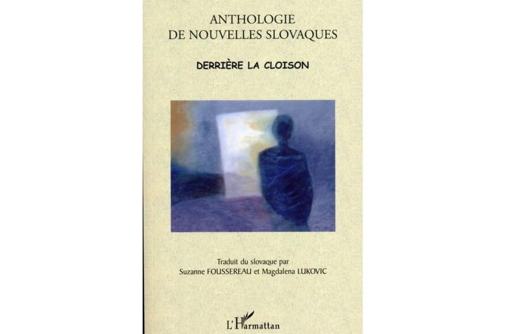 Prezentácia `Anthologie de nouvelles slovaques` v Paríži