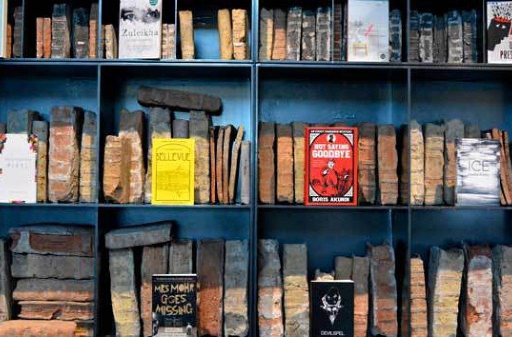 Bellevue vo výbere literárnej ceny EBOR