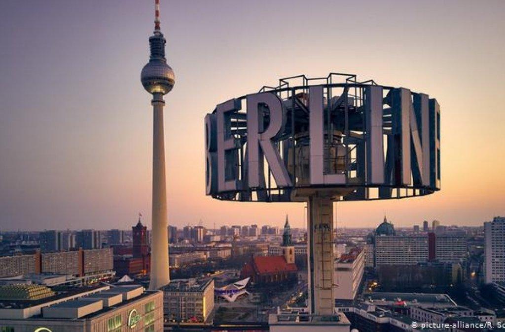 Berlínsky festival poézie