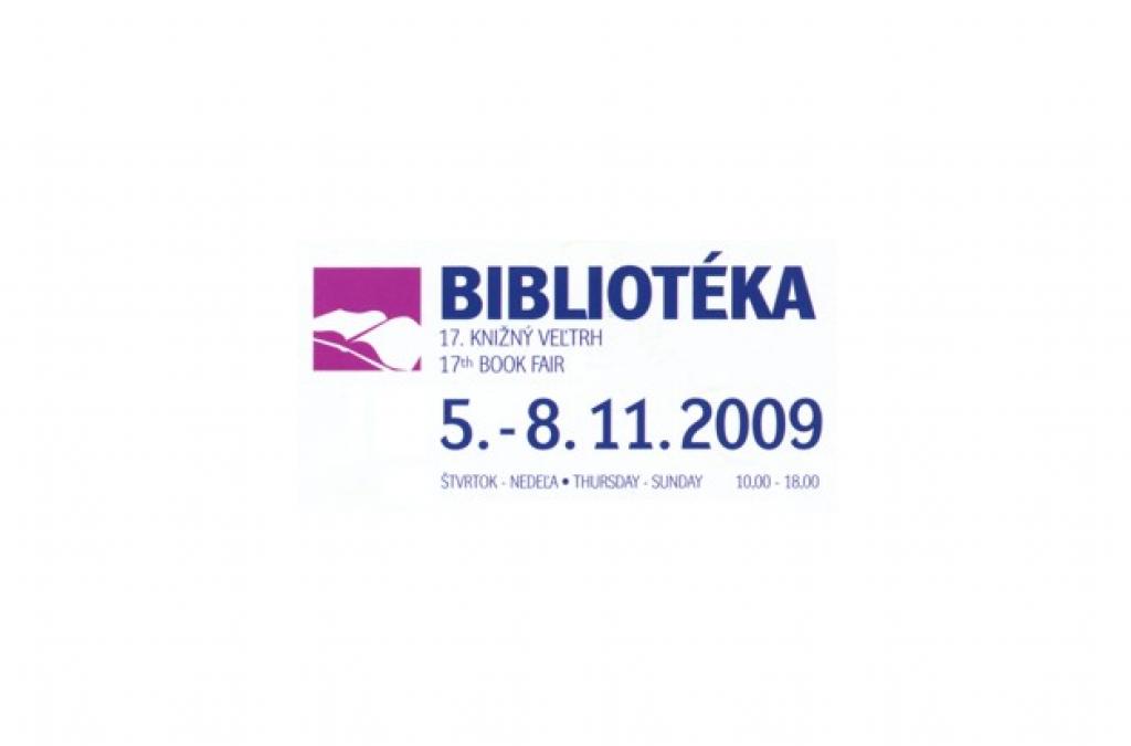 Bibliotéka 2009 opäť zaznamenala úspech