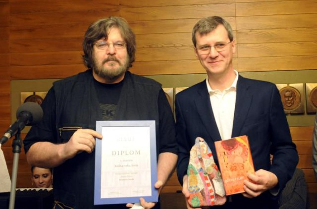 Knihou roka je Klimtov bozk