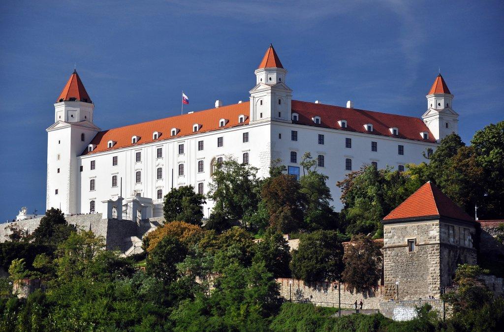 Slávnostné otvorenie Roka Ľudovíta Štúra 2015 na Bratislavskom hrade