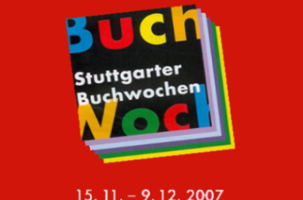 Slovensko čestný hosť na týždňoch knihy v Stuttgarte 2007