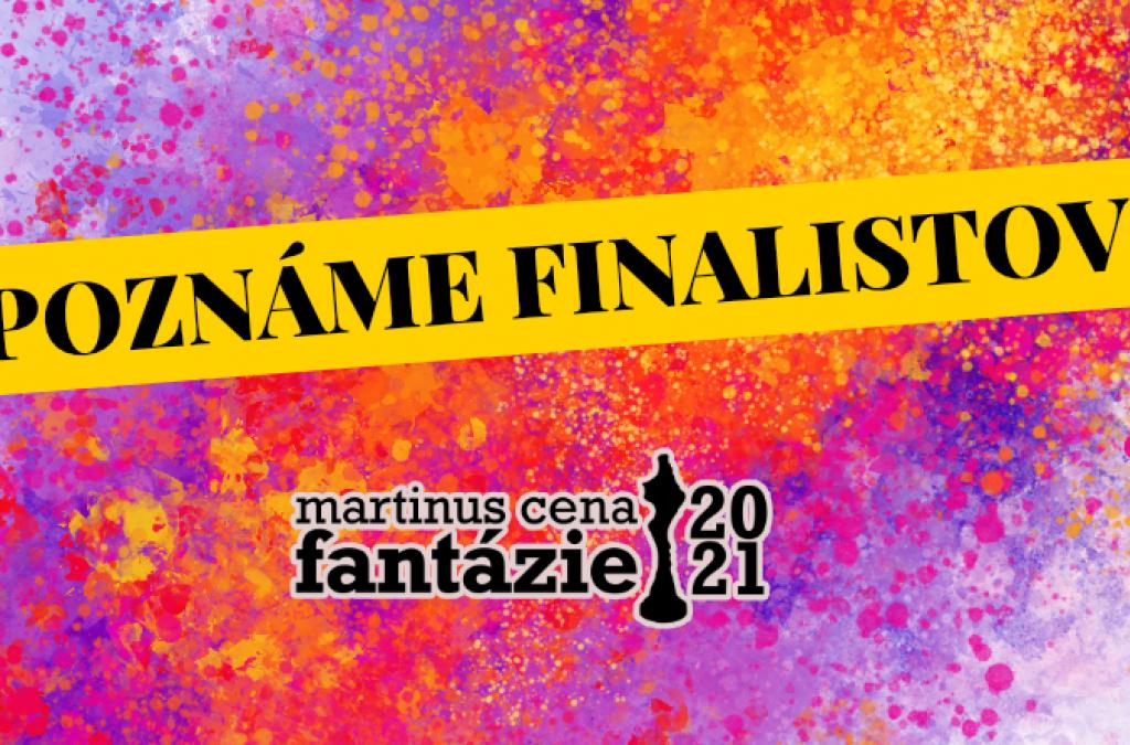 Poznáme finalistov súťaže Martinus Cena Fantázie 2021
