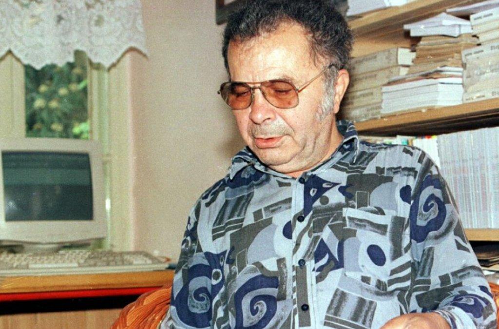 Zomrel Andrej Chudoba