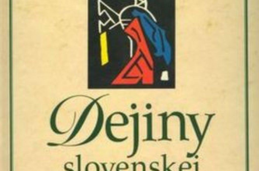 Vychádza druhé vydanie Šmatlákových Dejín slovenskej literatúry