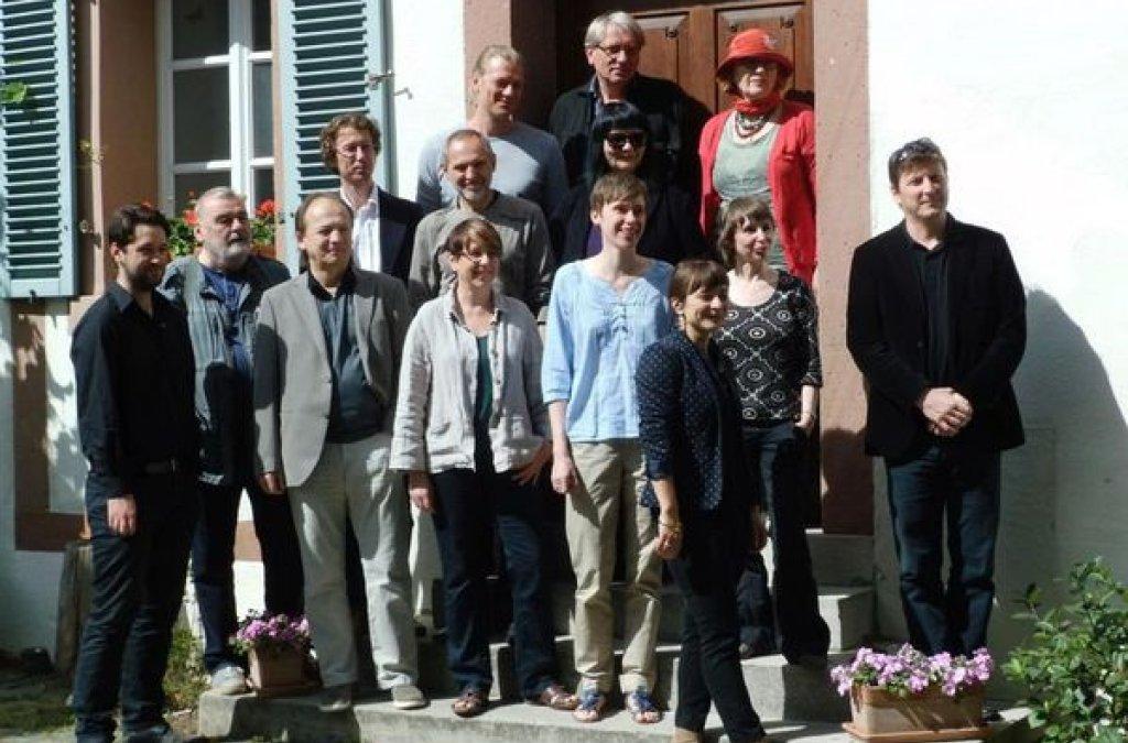 Šesť slovenských básnikov v nemeckom Edenkobene