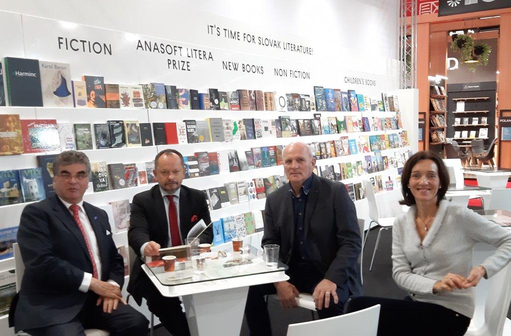 Aký bol knižný veľtrh vo Frankfurte 2019