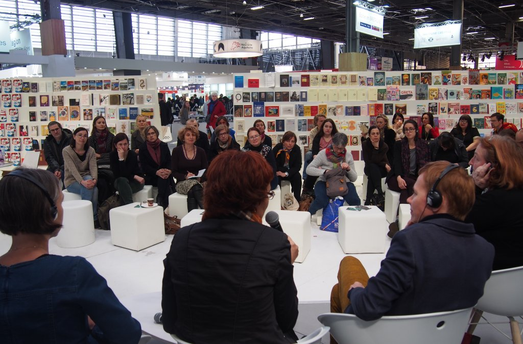 Photographs from Livre Paris: Sunday March17th (LIC)