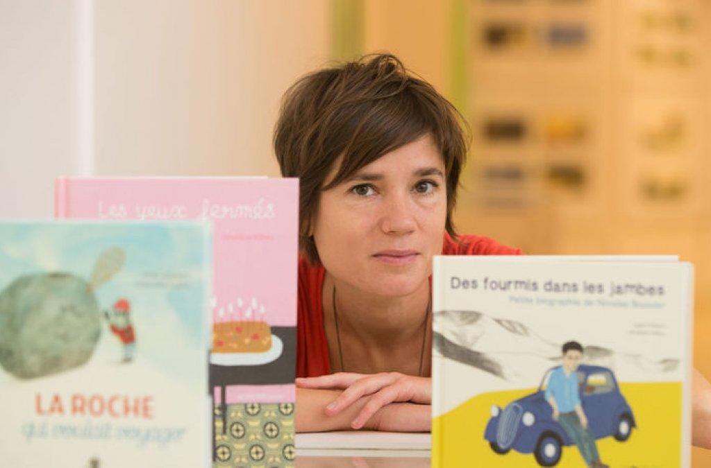 Populárna francúzska ilustrátorka navštívi Bratislavu