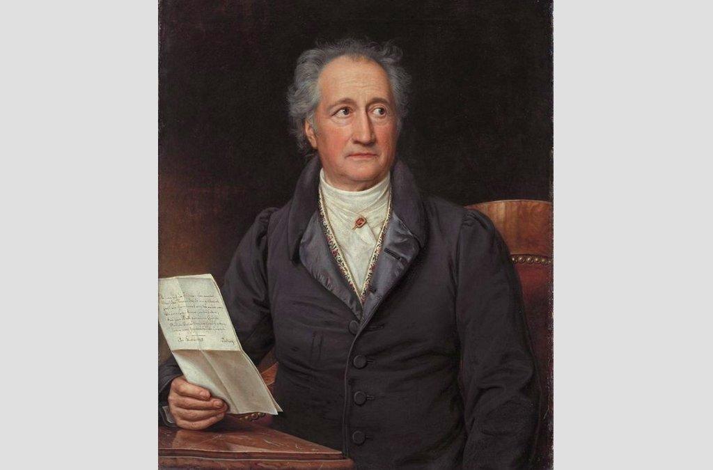 Goethe rozprávkový