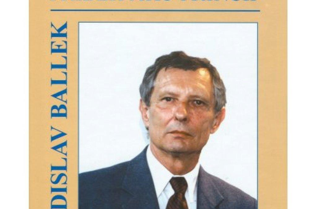 Ballekovu monografiu uvedieme v Brne