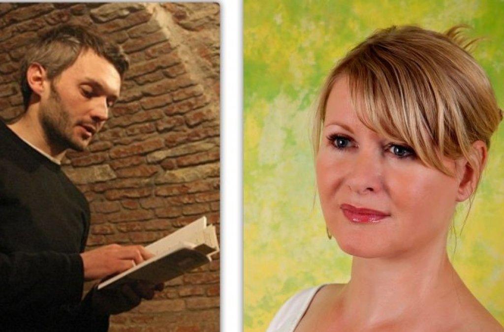Hojnosť zvláštnych darov - autorské čítanie Petra Borkovca a Evy Luka