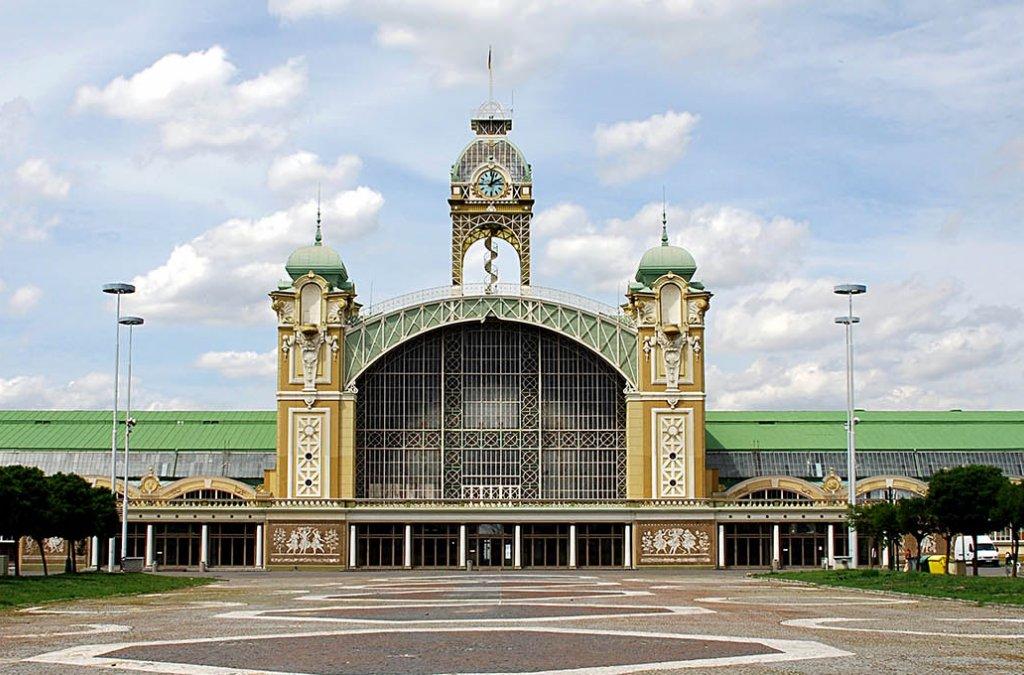 Pozývame na Svět knihy Praha 2011