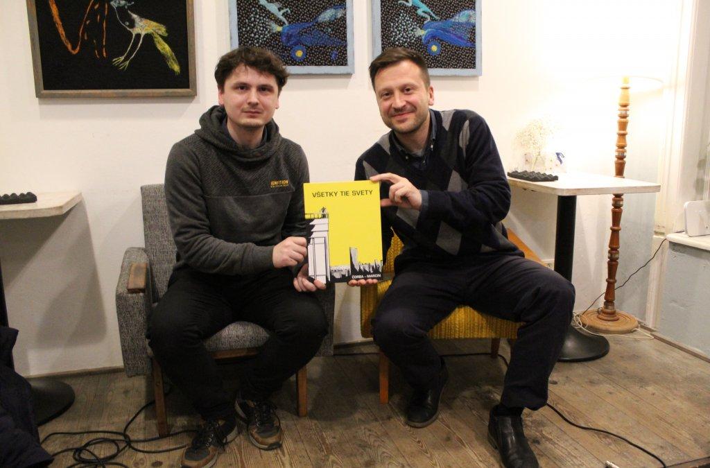 VArtfore predstavili nový slovenský komiks Všetky tie svety
