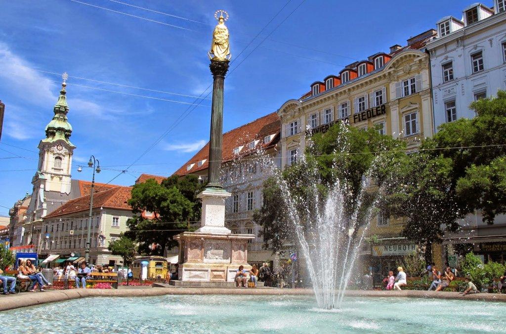 Writer of the City of Graz