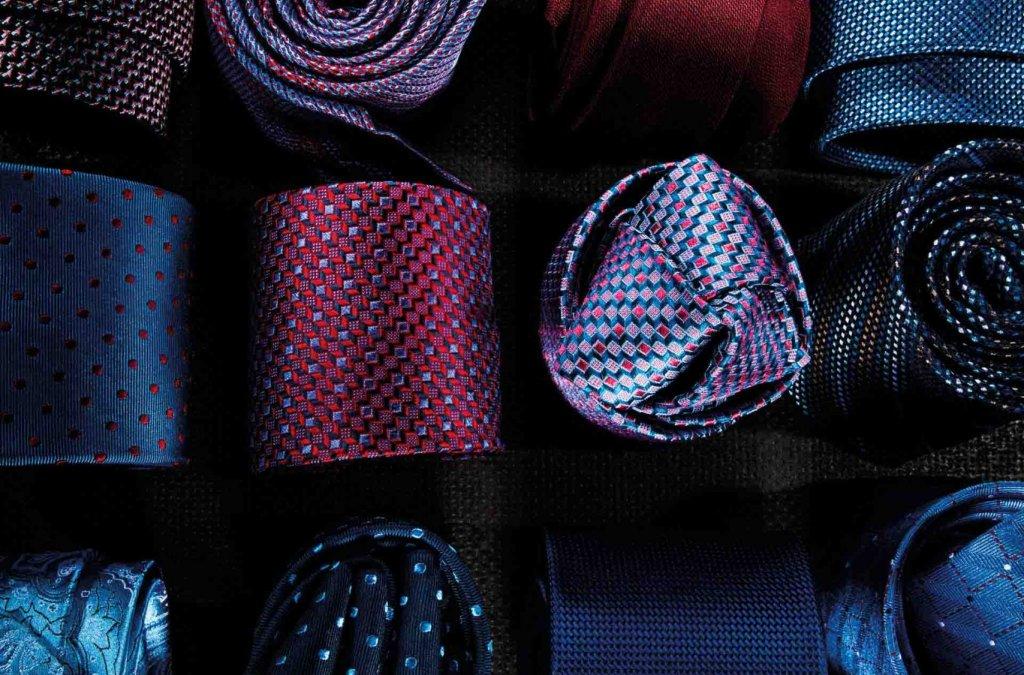 Literatúra a kravaty