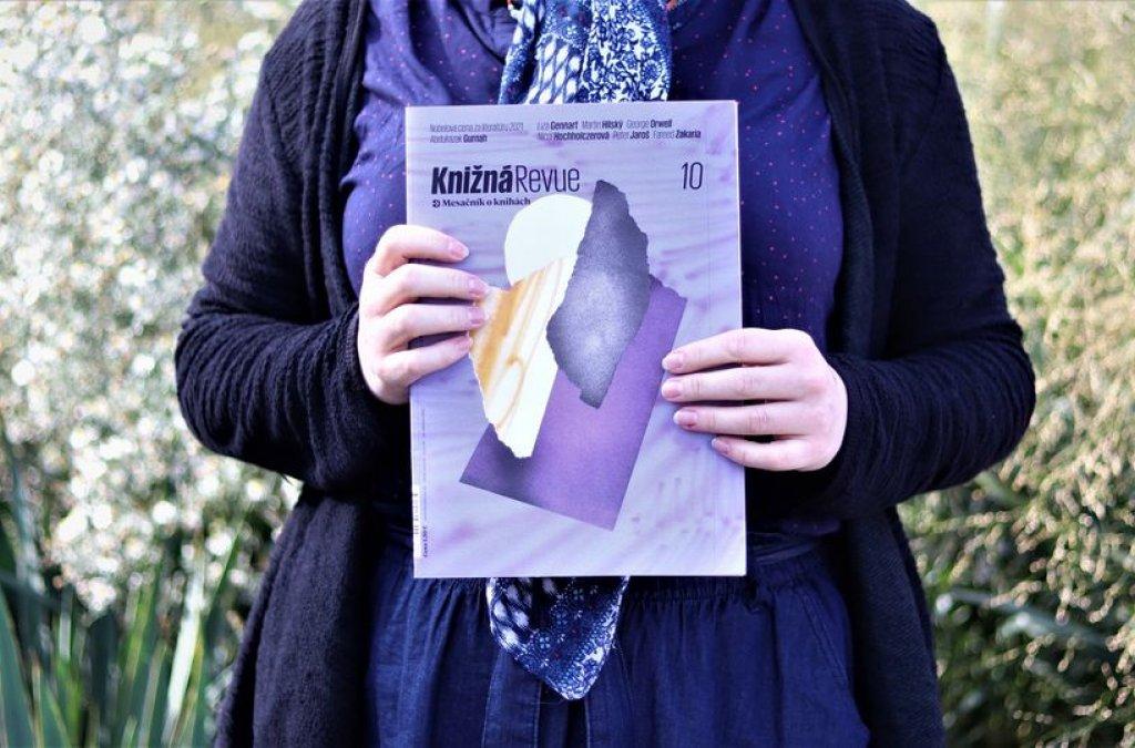 Vychádza októbrové číslo Knižnej revue!