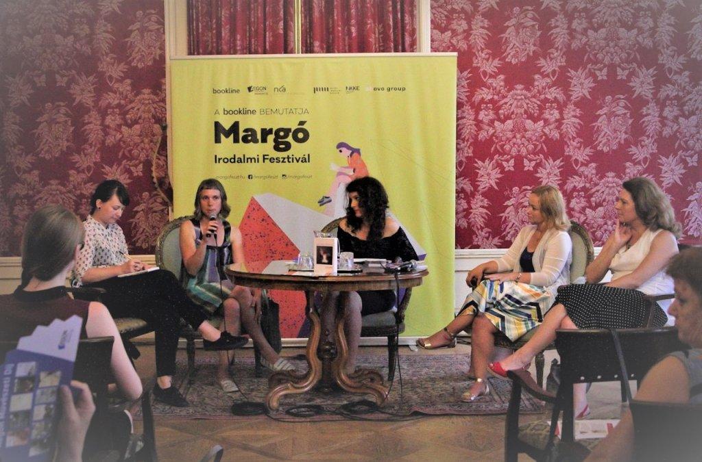 Prezentácia maďarskej verzie novely Yesim Svetlany Žuchovej