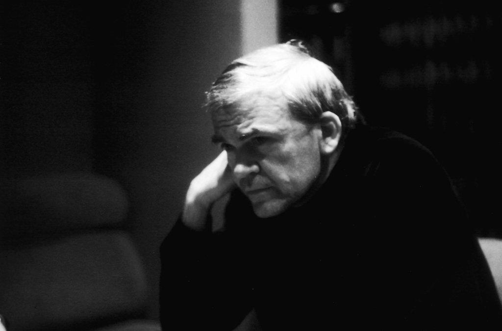 Kundera opäť provokuje