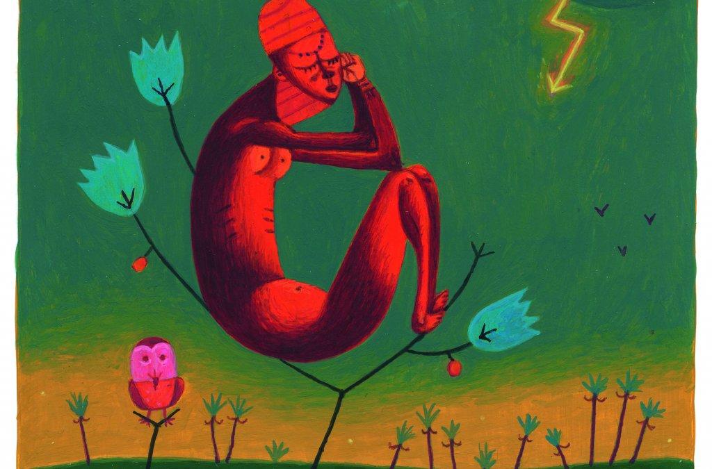 Kopták končí s ilustráciami pre deti