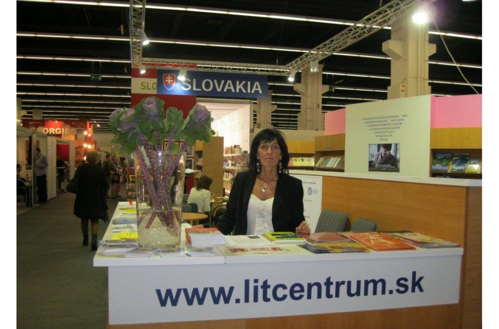 Medzinárodný knižný veľtrh vo Frankfurte nad Mohanom 2010