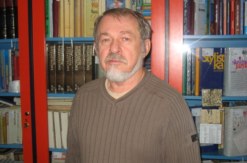 Michal Harpáň at the Visegrad Literary Residency