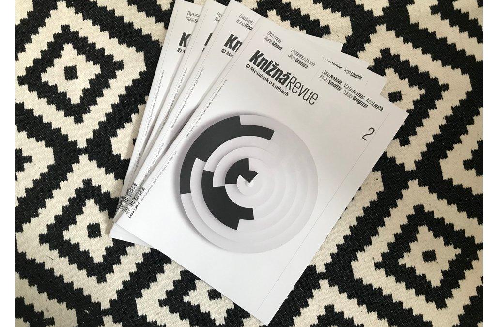 Vychádza februárové číslo Knižnej revue!