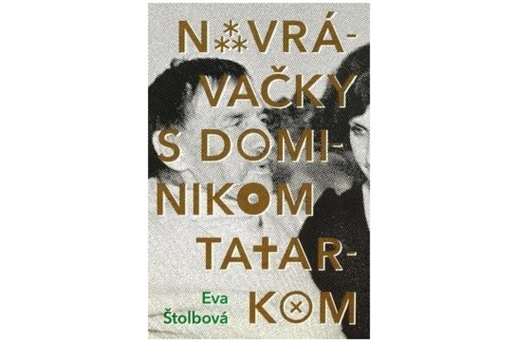 Krst knihy `Navrávačky` s Dominikom Tatarkom v Prahe