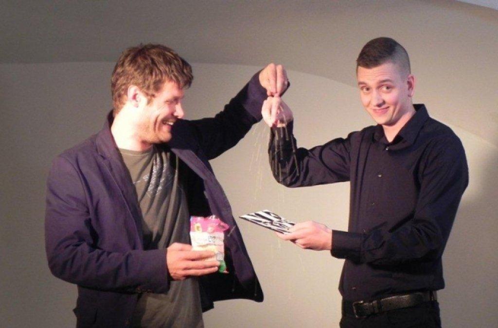 Roman Martinský krstil Oko