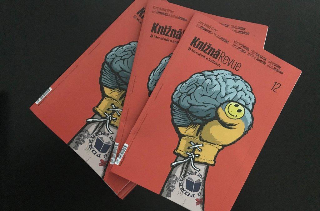 Vychádza decembrové číslo Knižnej revue!