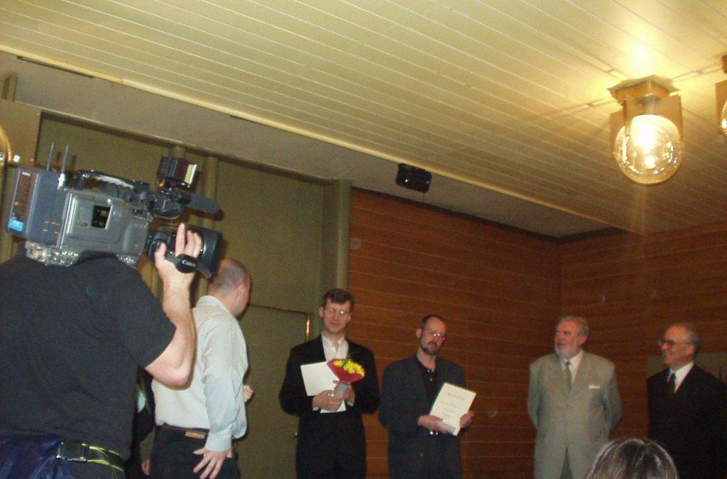Kniha roka 2003 - Vaši víťazi