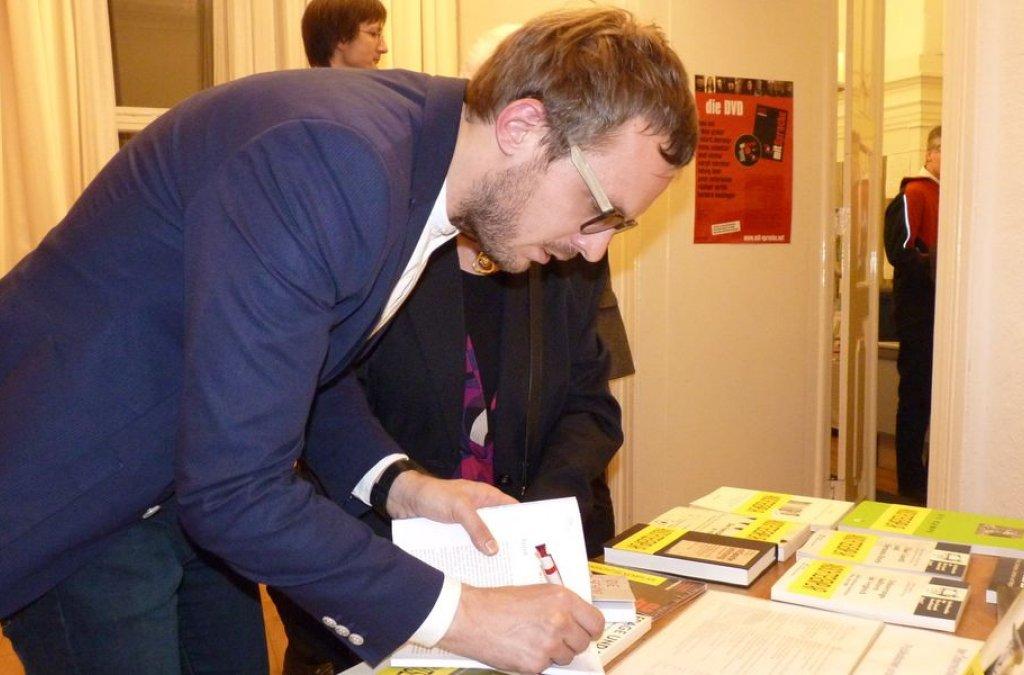 Hvorecký vo Viedni predstavil antológiu