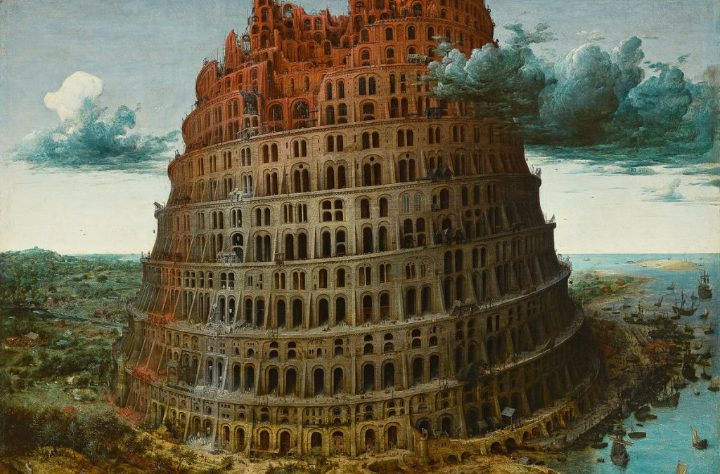 Po slovensky v Babylone