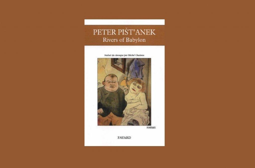 Peter Pišťanek na Noci literatúry v Paríži