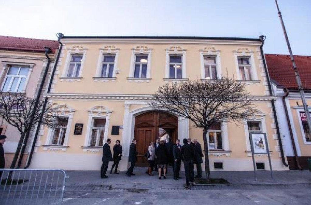 Dom, kde umrel Štúr