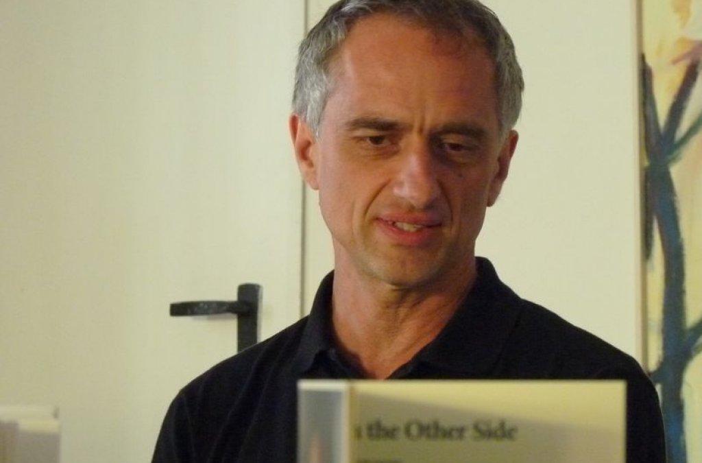 Pavol Rankov na Noci literatúry v Paríži