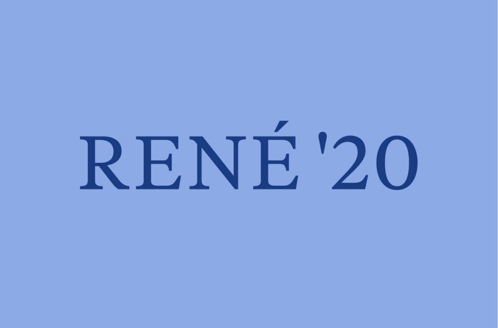 Vyhlásenie finalistov ceny René - Anasoft litera gymnazistov 2020