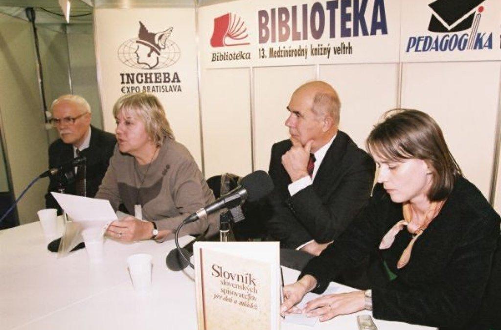 Medzinárodný knižný veľtrh Bibliotéka